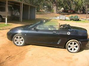 2002 M.G. MGF Coupe Bullsbrook Swan Area Preview