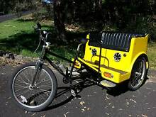 Main Street Broadway pedicab + built in marine soundsystem Byron Bay Byron Area Preview