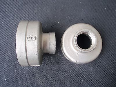 Stainless Steel Reducer Coupling 2 X 34 Npt Pipe Rc-200-075