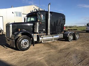 2008 FREIGHTLINER CLASSIC FLD120 DETROIT FLATTOP DELETED