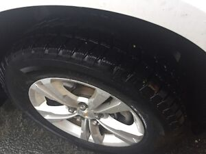 2014 Chevy equinox lady driven  all wheel dr