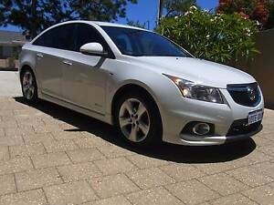 2011 Holden Cruze Sedan SRiV Beaconsfield Fremantle Area Preview