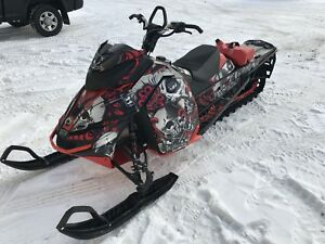 2014 SUMMIT X 163 ELECTRIC START *EXTRAS *