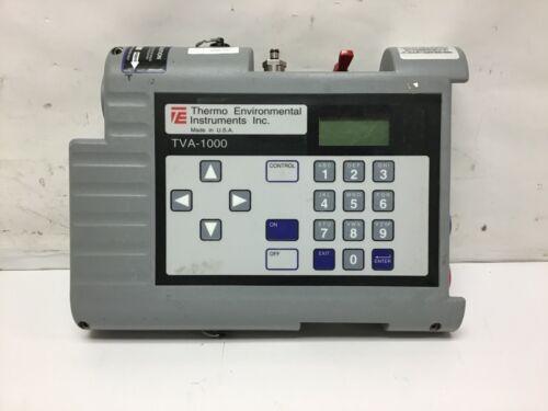 Thermo Scientific TVA-1000 Toxic Vapor Analyzer Instrument Sidepack