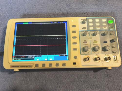 AKTAKOM ADS-2061MV Dual Channel Digital Storage Oscilloscope 60MHz 500MSa/s