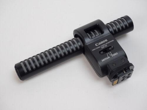 Canon DM-50 Directional Stereo Microphone Shotgun
