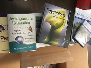 Psychology texts