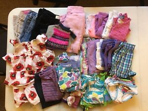 Girls 2T clothing Lot 2