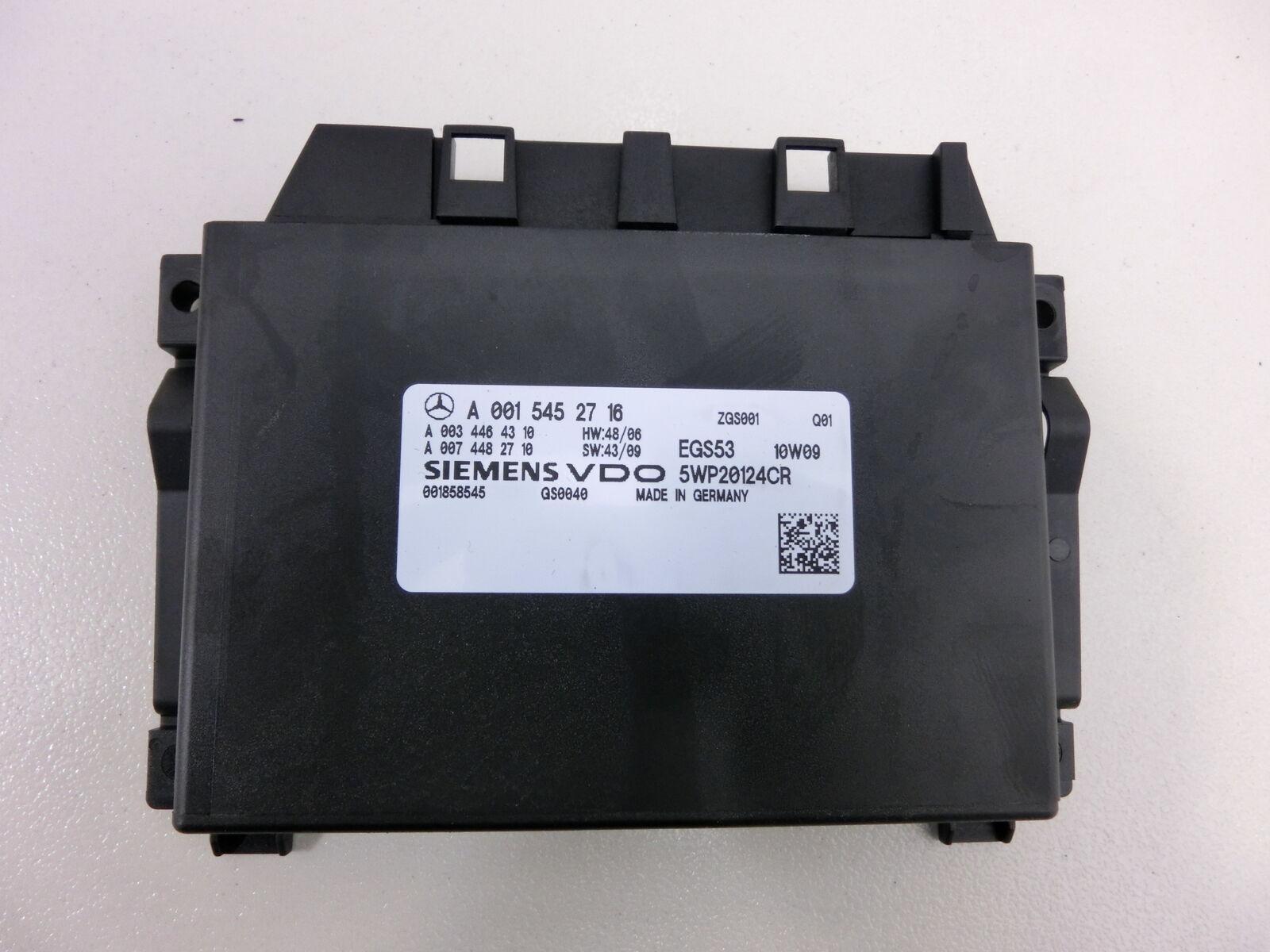 Steuergerät SG Getriebesteuergerät für Mercedes W212 E Kl 09 13