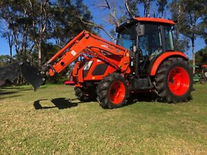 Kioti RX6010 60hp Tractor  Glenorie The Hills District Preview