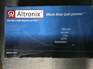 ALTRONIX RACK MOUNT POWER SUPPLY - New
