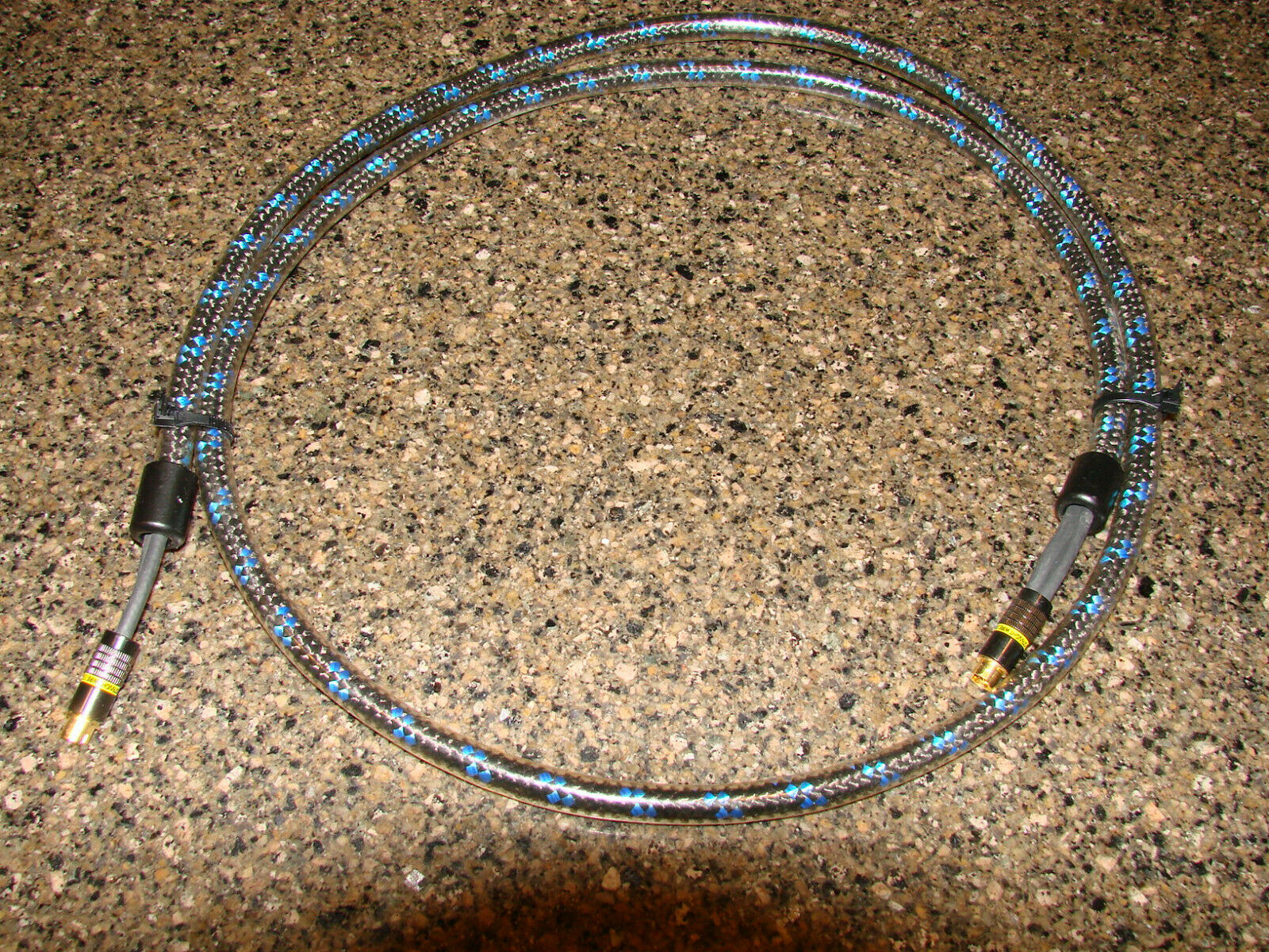 Straight Wire Mega HDS S-Video Cable, 2M Used- Great Condition - $24.99