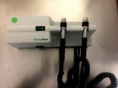Welch Allyn 767 Otoscopeopthalmoscope Diagnostic Set- No Heads