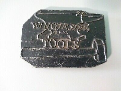 Winchester Tools Blacksmith Anvil Paper Weight