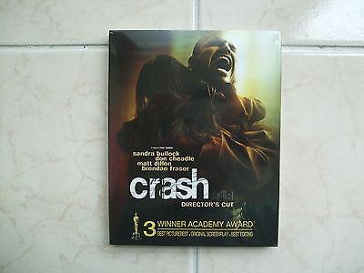 Crash .Blu-ray w/ Slipcover