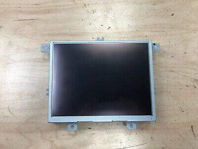 2014 Maserati Ghibli S Q4 Dashboard Display Monitor Screen Head Unit OEM DA