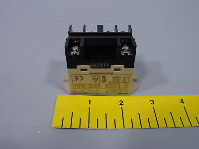 Omron G7l-2a-bubj-cb Dc24 General Purpose Relay With Test Button 24 Vdc Coil