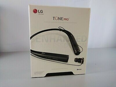 LG Tone Pro HBS-780 Premium Wireless Stereo Bluetooth Headset Authentic Black