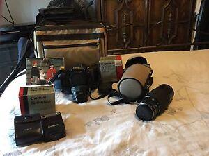 Canon Camera Set