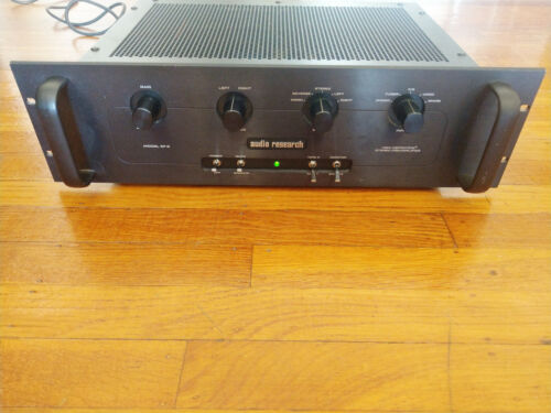 Audio Research SP-9 Stereo Tube Preamplifier - Great