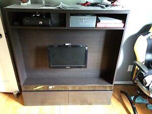 Meuble audio IKEA