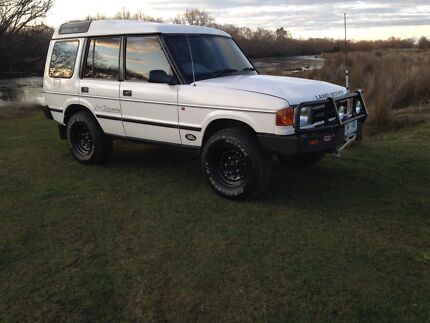 Landrover Discovery v8 manual 7 seater Perth 7300 Northern Midlands Preview