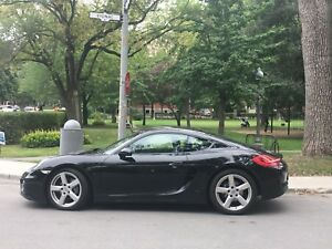 Porsche Cayman 2014 Automatic. A real gem!!! Original owner.