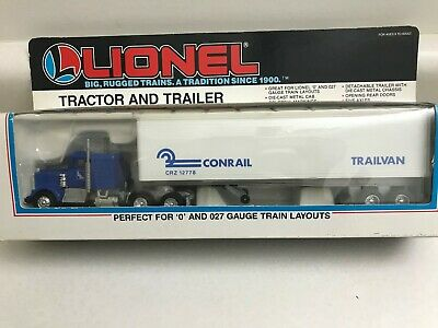 Lionel Tractor and Trailer set 1/64 scale model  Tractor Trailer Set