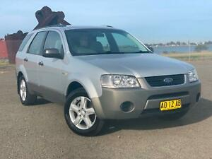 2006 Ford Territory TS AWD Automatic SUV - FINANCE TAP Mayfield East Newcastle Area Preview