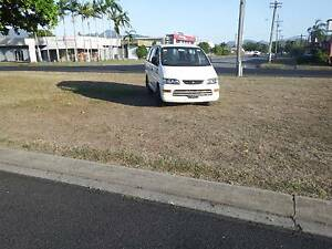 2000 Mitsubishi Starwagon Wagon got a RWC Bungalow Cairns City Preview