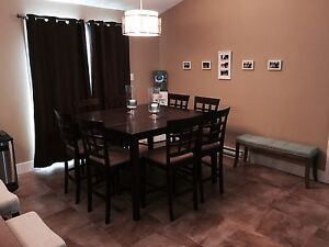 8 person dinning room table