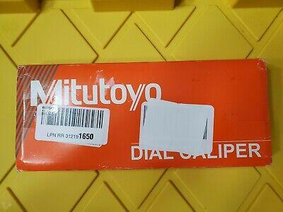 Mitutoyo 505-740 6 .200rangerev Wf Precision Dial Calipers