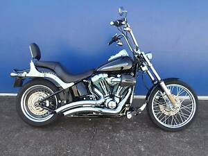 Harley Davidson FXST softail standard 2013 Bentley Park Cairns City Preview