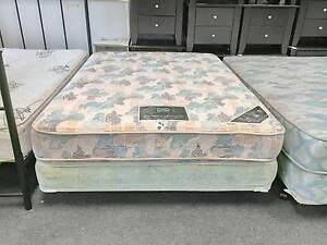 TODAY DELIVERY AUSTRALIAN MADE Ensemble double bed & mattress Belmont Belmont Area Preview