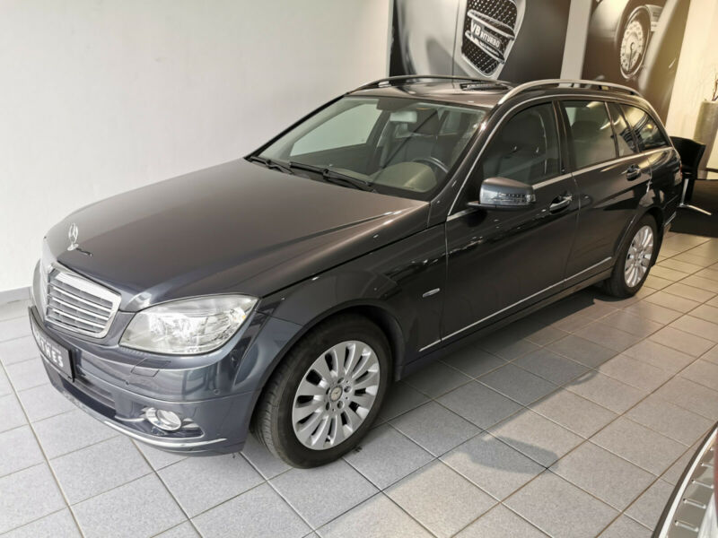 Mercedes-Benz C 200 T CDI BlueEfficiency Elegance/Bi-Xenon