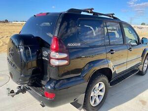 2008 Toyota Landcruiser Prado Automatic GXL Only  169500 km