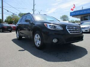 2016 Subaru Outback 2.5i HEATED SEATS, PWR SEAT, AWESOME BUY!!