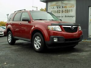Mazda Tribute GT 2009 ***CUIR,TOIT OUVRANT***