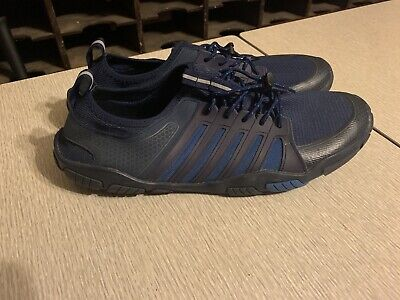 WHITIN Wise Toe Minimalist Barefoot Trail Running Men's Shoes US Size 13 Eur 47