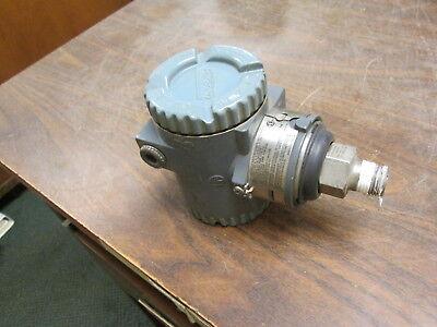 Foxboro Explosion Proof Pressure Transmitter Igp10-d22d1f 12.5-42vdc 0-125psi