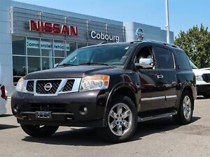 2013 Nissan Armada Platinum Leather Sunroof Navi AWD FREE Del...