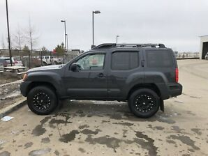 2014 Nissan X-Terra 6 speed manual