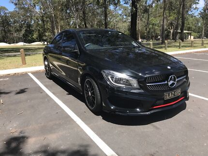 2013 Mercedes CLA200 AMG LOW KMS