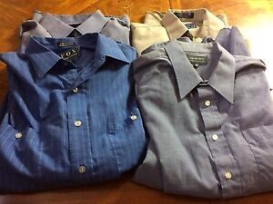 Men's long sleeve shirt size M- 4 in total
