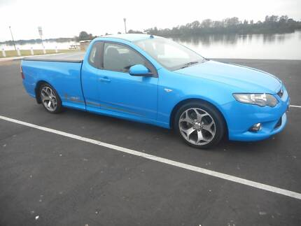 2010 Ford Falcon Ute Glenthorne Greater Taree Area Preview