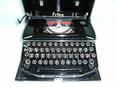 Máquina de escribir Erika 8 año 1948/49 con numero de serie 1194159