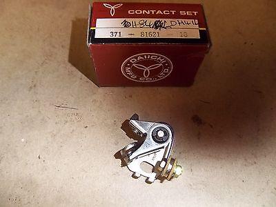 <em>YAMAHA</em> LEFT CONTACT BREAKER POINTS XS500 TX500 371 81221 10 H84L DH41L
