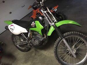 2003 Klx 125