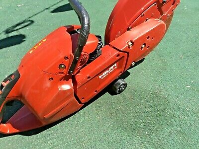 Hilti Dsh 700-x Gas Saw Parts Only Lks Clean  Needs To Repair Fast Ship