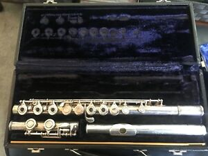 Artley 5-O flute with SS headjoint